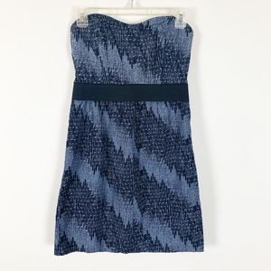 Silence + Noise Strapless Dress Size Medium
